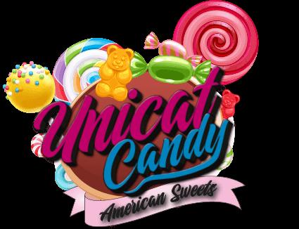 unicat candy logo