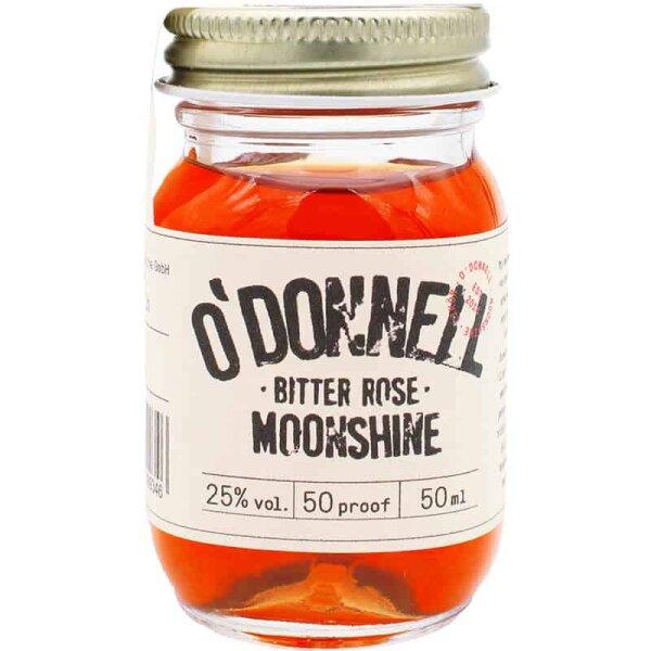 O´DONNELL - Mini Moonshine - Jar Bitter Rose 50ml 25%
