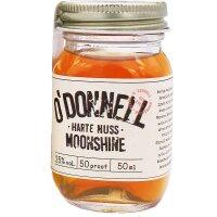 O´DONNELL - Mini Moonshine - Jar Harte Nuss 50ml 25%