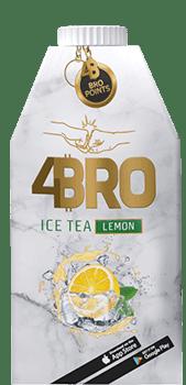 4BRO - Ice Tea Lemon - 500ml