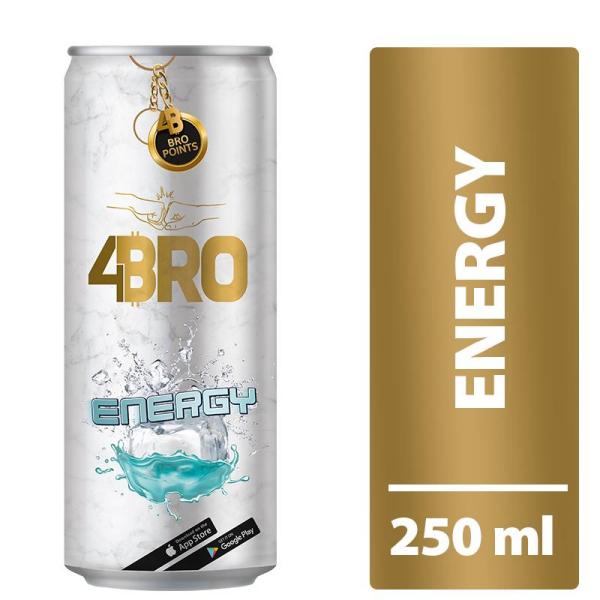 4BRO - Energy 250ml