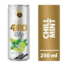 4BRO - Energy Chill Mint 250ml