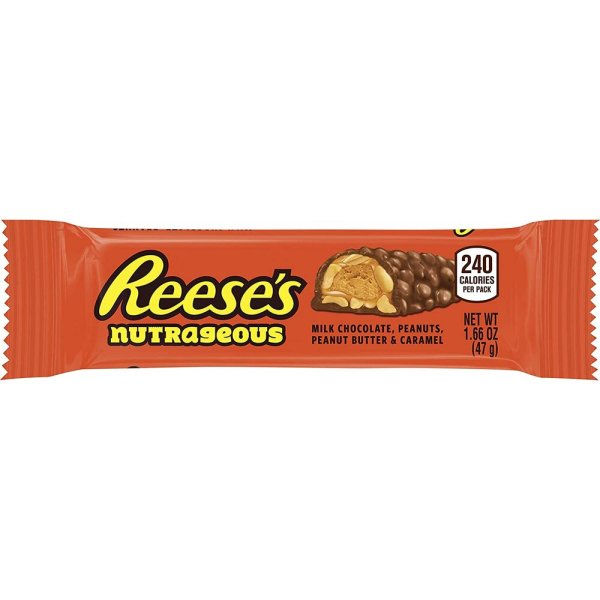 Reese´s Nutrageous (US) 47g