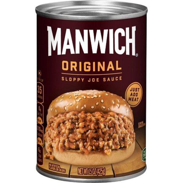 Hunts Manwich Sloppy Joe Sauce 425g
