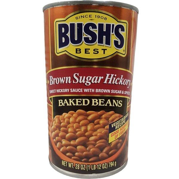 Bush´s Baked Beans Brown Sugar Hickory 738g