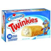 Hostess Twinkies Vanilla 10er Pack 385g