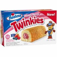 Hostess Twinkies Mixed Berry 10er Pack 384g
