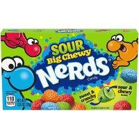 Wonka Big Chewy Sour Nerds 120g