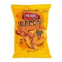Herr´s Bacon Cheddar Cheese Curls 170g