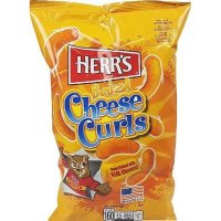 Herr´s Baked Cheese Curls 199g Beutel