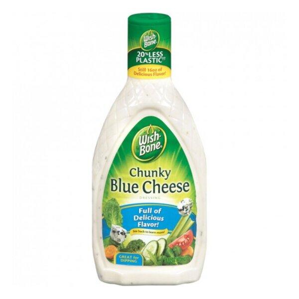 Wish-Bone Chunky Blue Cheese Dressing 237ml