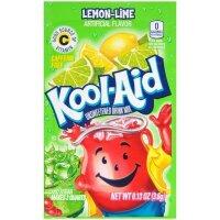 Kool Aid Unsweetened Drink Mix Lemon Lime 3,6g