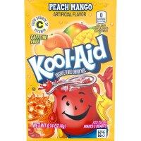 Kool Aid Unsweetened Drink Mix Peach Mango 4g