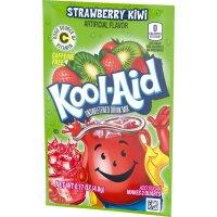 Kool Aid Unsweetened Drink Mix Strawberry Kiwi 4,8g