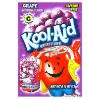 Kool Aid Unsweetened Drink Mix Grape 3,9g