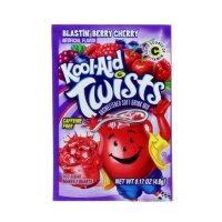 Kool Aid Unsweetened Drink Mix Blastin Berry Cherry 4,8g