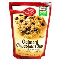 Betty Crocker Oatmeal Chocolate Chip Cookie Mix 496g