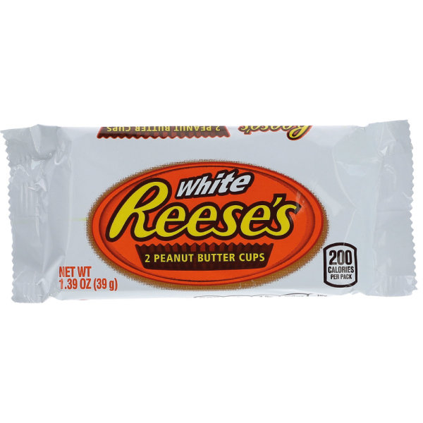 Reese´s Peanut Butter Cups White 39g