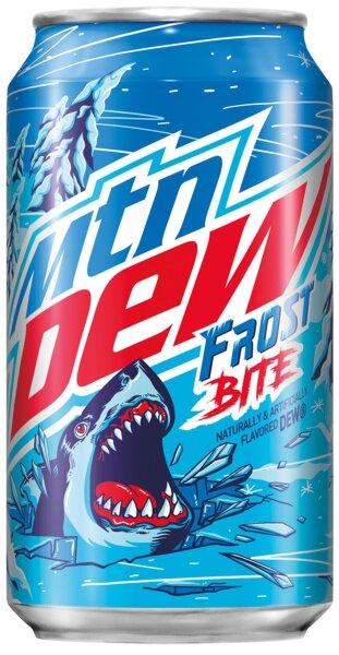 Mountain Dew - Frostbite - 355 ml
