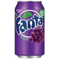 Fanta - Grape - 355 ml
