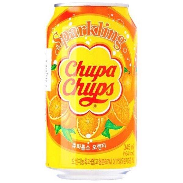 Chupa Chups - Sparkling Orange - 345 ml