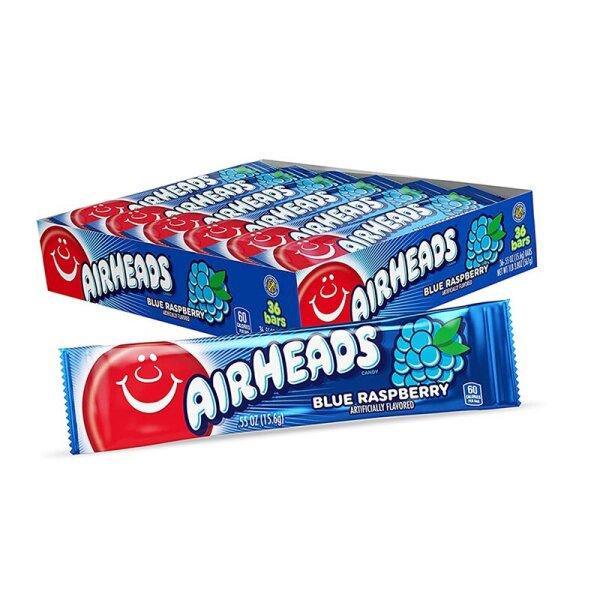Airheads Blue Raspberry - 16g