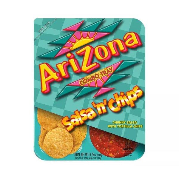 Arizona - Combo Tray - Salsa n Chips - 134,6g