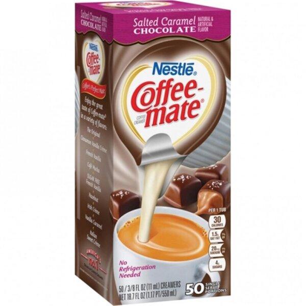 Nestle Coffee Mate - Salted Caramel Chocolate - 50 x 11 ml