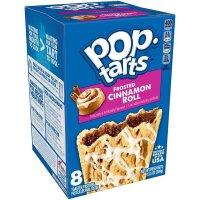 Kelloggs Pop-Tarts Frosted Cinnamon Roll - 8 Stück -...