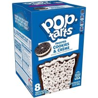 Kelloggs Pop-Tarts Frosted Cookies & Creme - 8...