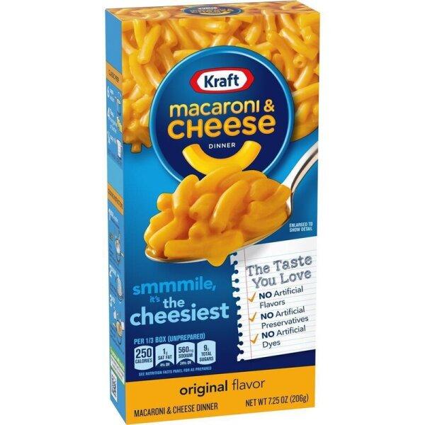 Kraft - Macaroni and Cheese - 206 g