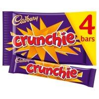 Cadbury Crunchie 4er Pack - 104g