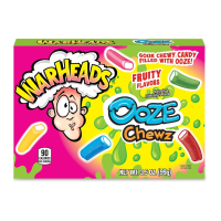 Warheads Ooze Chews - 99g
