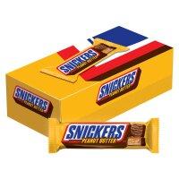 Snickers Crunchy Peanut Butter Riegel - 50g