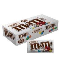 M&M´s White Chocolate 42,5g