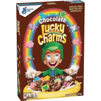 Lucky Charms - Chocolate - Cerealien mit Marshmallows - 311g
