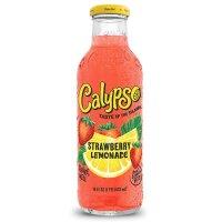 Calypso - Strawberry Lemonade - Glasflasche - 473 ml