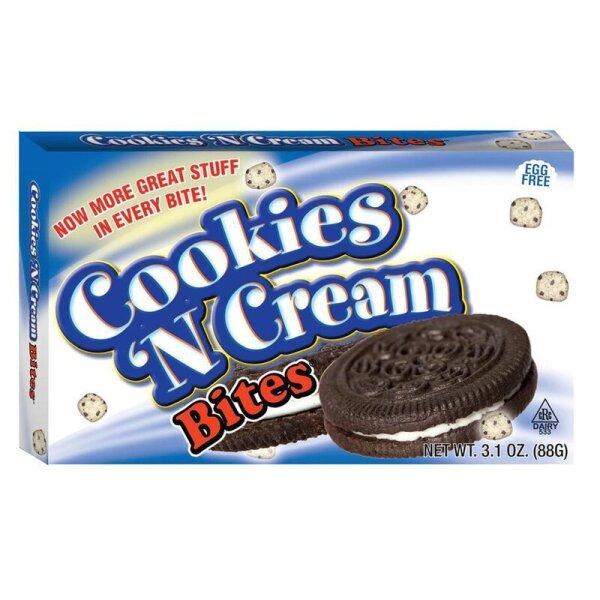 Cookie Dough Bites Cookies `n Cream - 88g