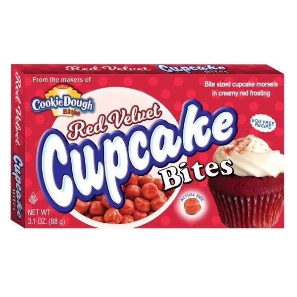 Cookie Dough Bites Red Velvet Cupcake - 88g