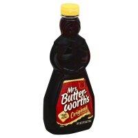 Mrs. Butterworths Pancake Syrup Original 710ml