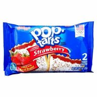 Kelloggs Pop-Tarts Frosted Strawberry Doppelpack 96g