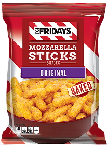 TGI Fridays Baked Mozzarella Sticks (99g)