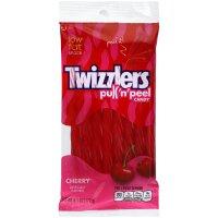Twizzlers PullnPeel Cherry 172g