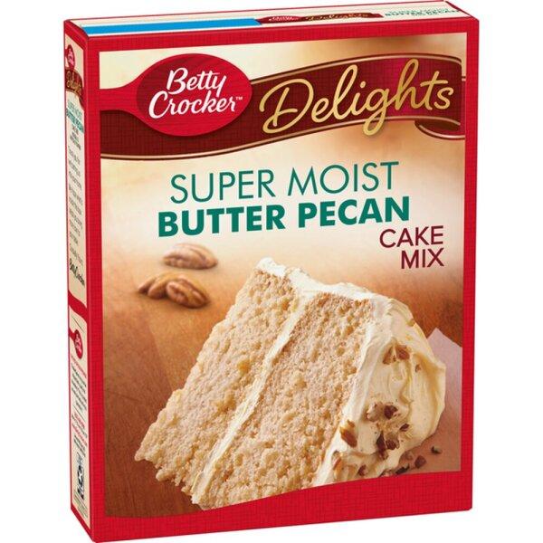 Betty Crocker Super Moist Butter Pecan Cake Mix 432g