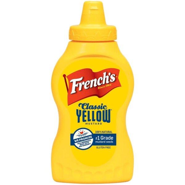 Frenchs Classic Yellow Mustard (226g)