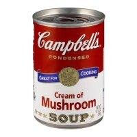 Campbells Cream of Mushroom Soup - 298g