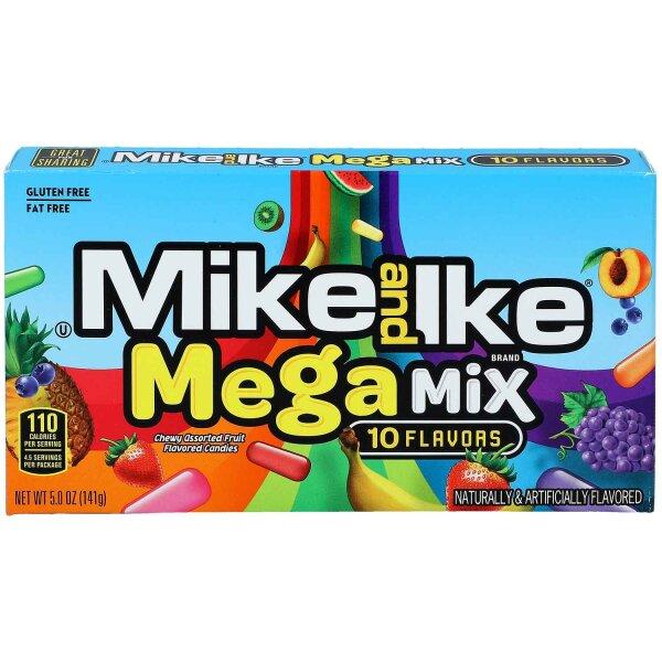 Mike and Ike Mega Mix Theatre Box 141g