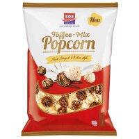 XOX Toffee Mix Popcorn Nuss-Nugat & Kokos 125g