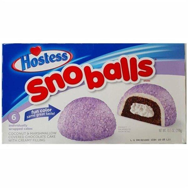 Hostess Sno Balls Fun Color 298g