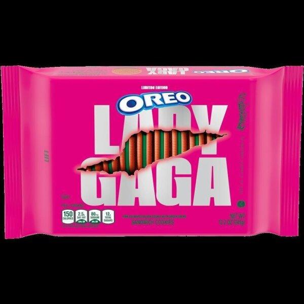 Oreo - Lady Gaga Pink Golden Cookie - 345g